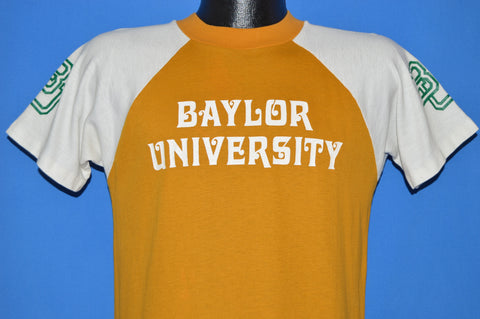 70s Baylor University BU Bears t-shirt Medium