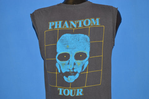 80s The Fixx Phantom Tour 1984 t-shirt Medium