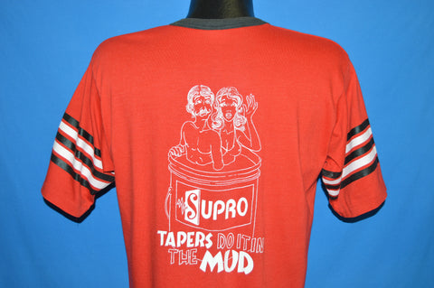 80s Supro Tapers Do It In the Mud t-shirt Medium