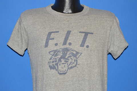 50s Fashion Institute of Technology Tigers t-shirt Medium