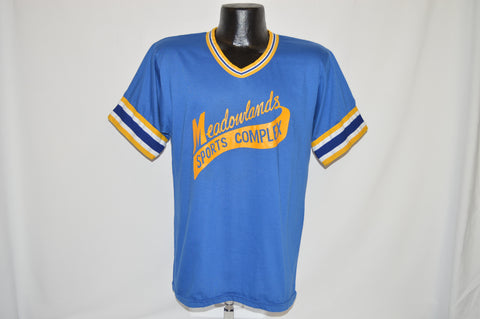 80s The Meadowlands Sports Complex Jersey t-shirt Large