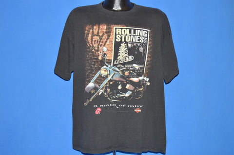 90s Rolling Stones Voodoo Lounge 1994 t-shirt Extra Large