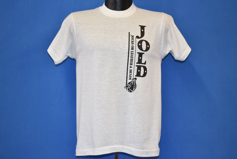 80s JOLD Jocks Or Leather And Denim t-shirt Small