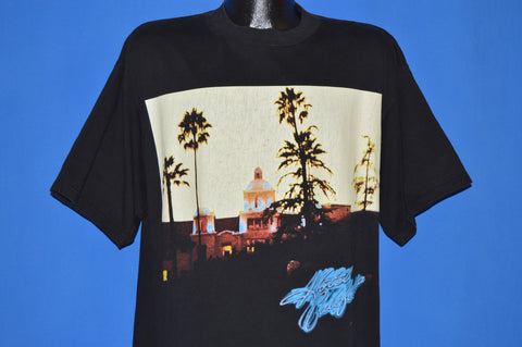 90s The Eagles Hotel California 1994 Tour t-shirt Extra Large