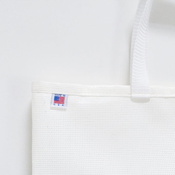Beckel Canvas Products Mesh Tote