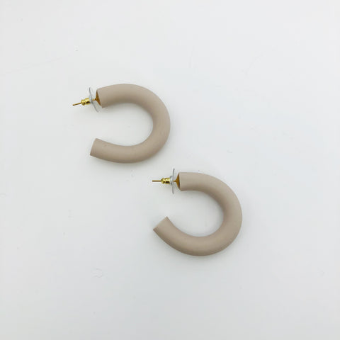 Johan - Sea + Pattern Bone Circlet Earrings - Portland, Oregon
