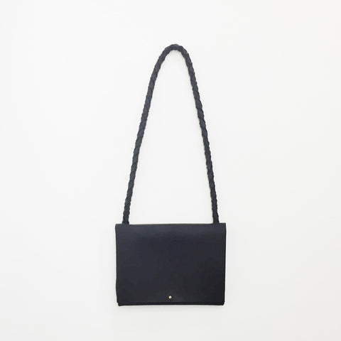 Johan - ARA Handbags - Black Fold Over Shoulder Strap Bag - Portland, Oregon