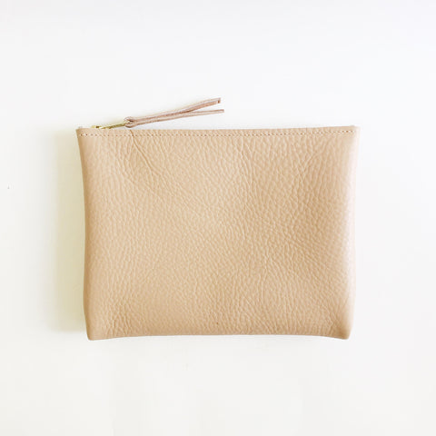 Johan - ARA Handbags Nude Clutch No. 1 - Portland, Oregon