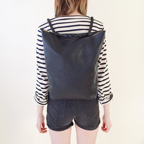 Johan - ARA Handbags Backpack No. 1 - Portland, Oregon