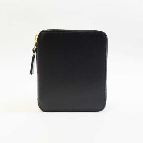 Johan - Comme des Garcons Classic Leather Black French Wallet - Portland, Oregon