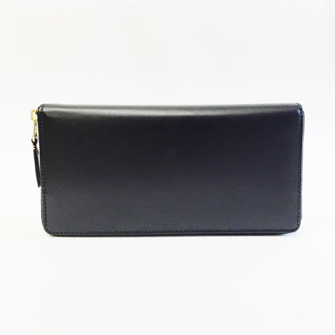 Johan - Comme des Garcons - Classic Leather Black Long Wallet - Portand, Oregon
