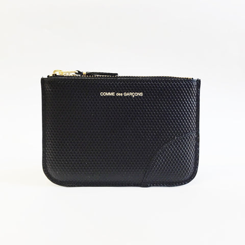 Johan - Comme des Garcons Luxury Group Small Black Zip-up Pouch - Portland, Oregon