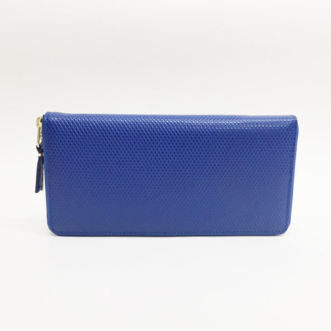 Johan - Comme des Garcons - Luxury Group Blue Long Wallet - Portand, Oregon