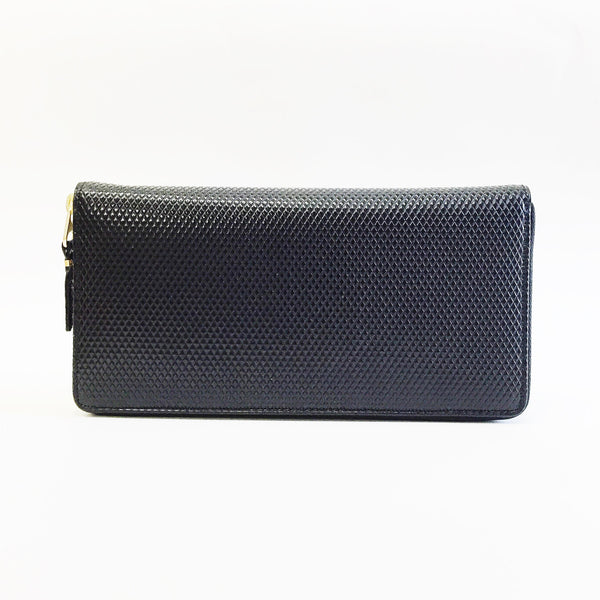 Johan - Comme des Garcons - Luxury Group Black Long Wallet - Portand, Oregon