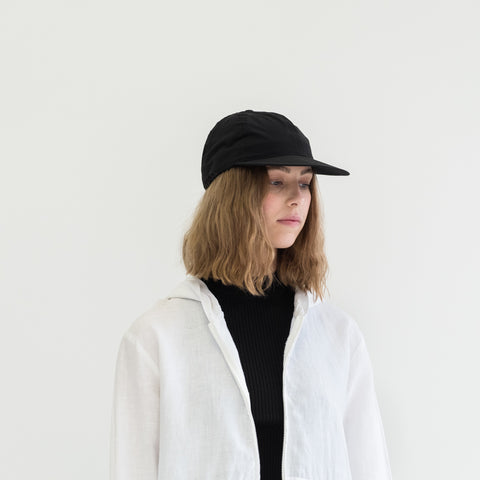paa Black Stretch Floppy Ball Cap