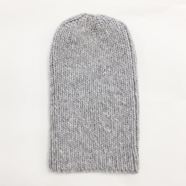 Johan Light Grey Alpaca Hat Beanie - Portland, Oregon