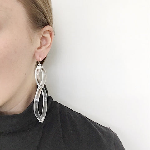 Johan - Corey Moranis Twist Earrings - Portland, Oregon