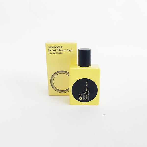 Johan - Comme des Garcons - Monocle Scent Three: Sugi Eau De Toilette - Portland, Oregon