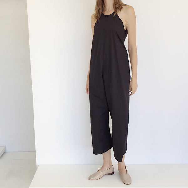 Johan - LLOYD Black Tie Jumpsuit - Portland, Oregon