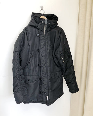 Black Alpha Industries Jacket