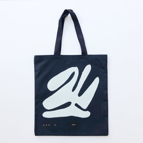 Johan 4th Anniversary Tote by Joe Schlaud
