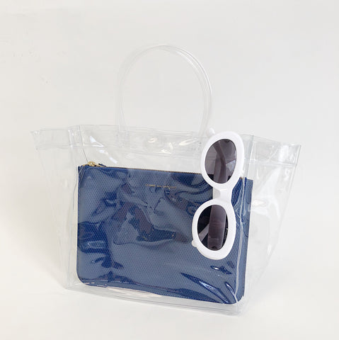 Crystal Clear Tote