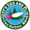 Jeff's Jigs and Flies - Hand Tied in Two Harbors, Minnesota