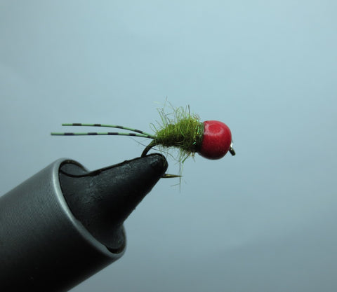The Grinch Ice Fly #12