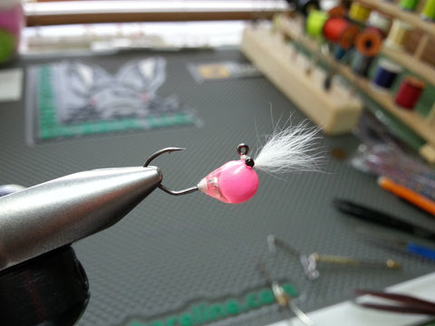 Tungsten Horizontal Zoo Bug Pink/White