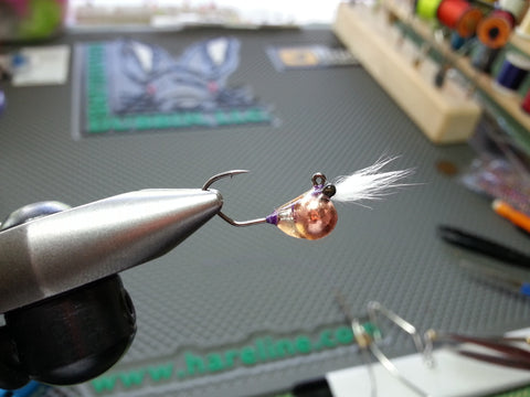Tungsten Horizontal Zoo Bug Copper/Purple