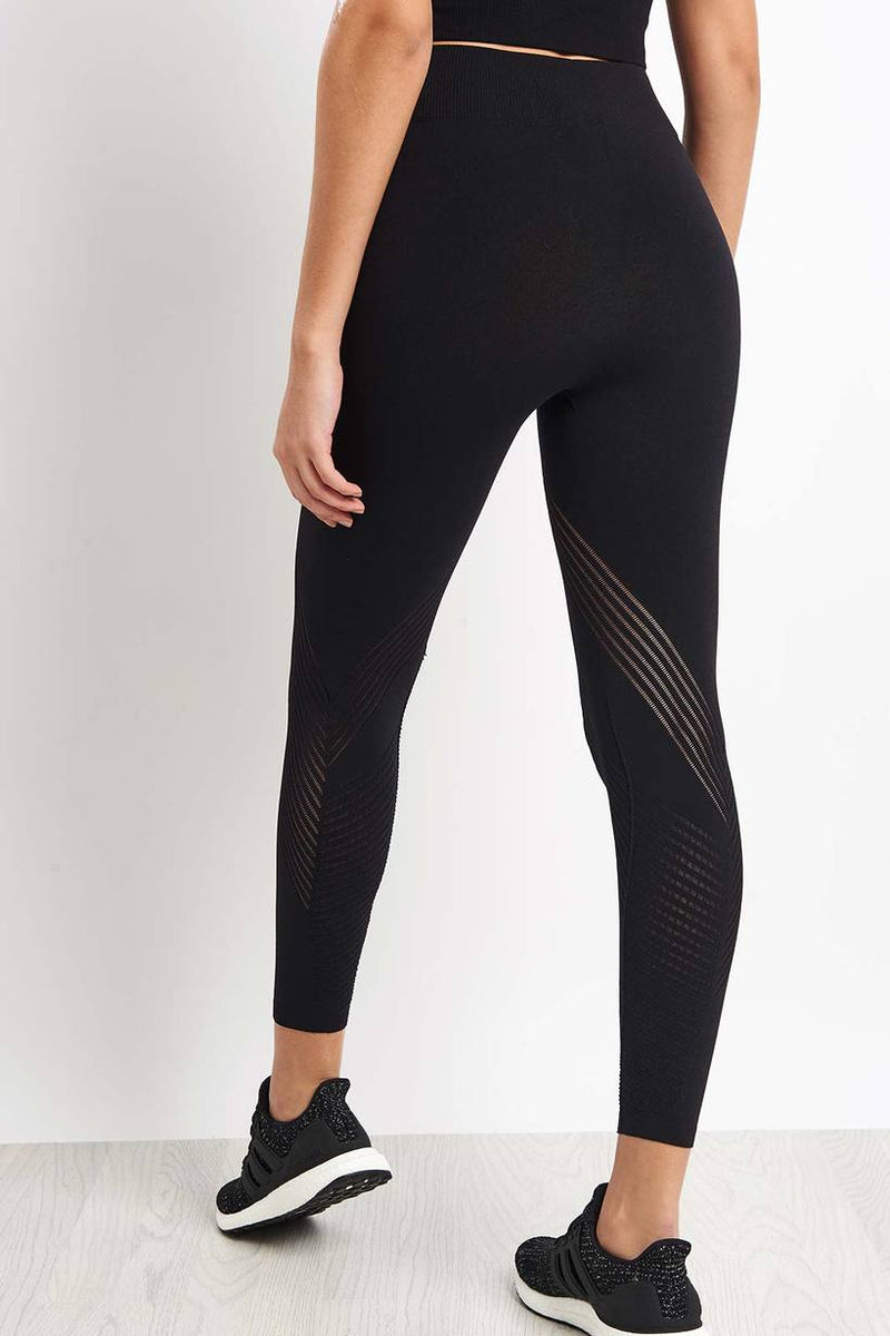 Warp Knit High-Rise 7/8 Tights