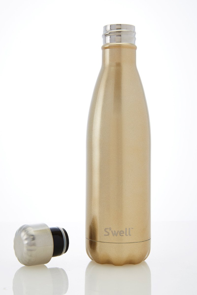 Sparkling Champagne Water Bottle | 500ml