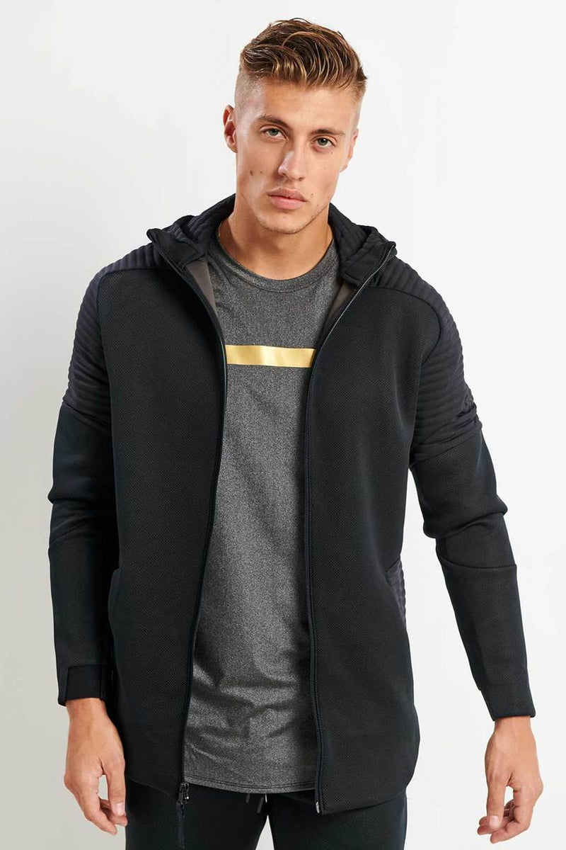 Unstoppable MOVE full zip hoodie