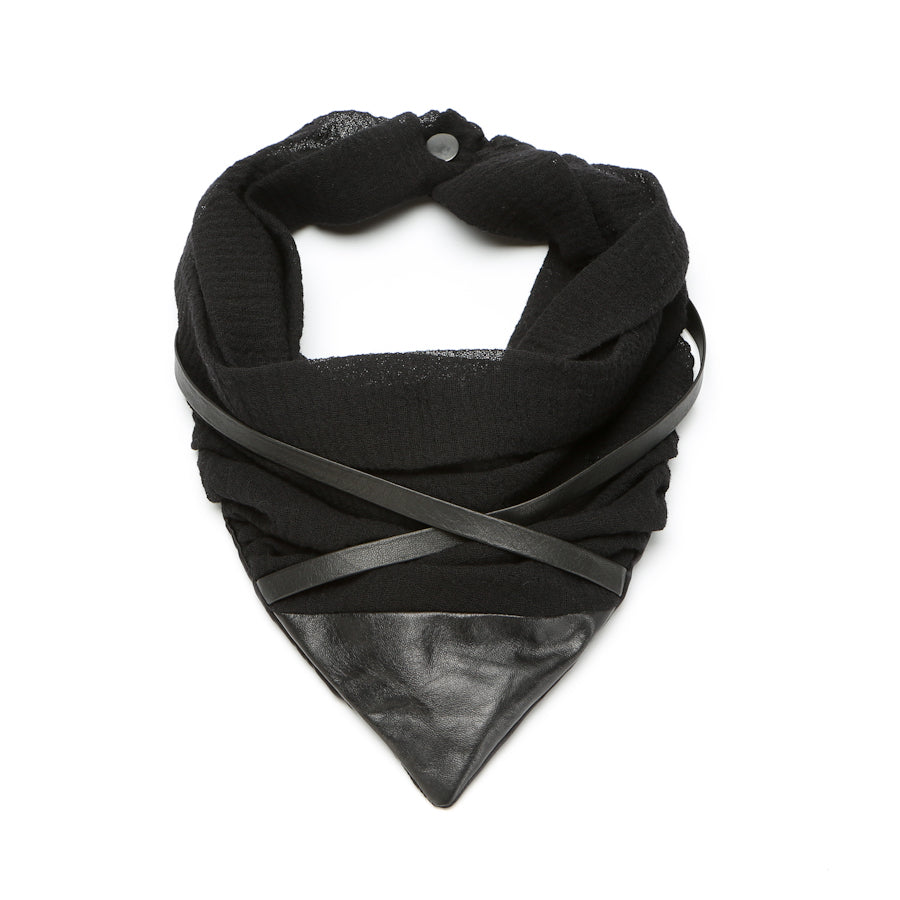Ruched Neckerchief