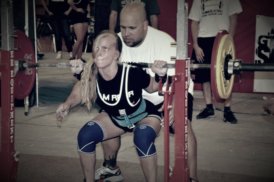 Heather Melton You Either Like To Lift Heavy Or You Re Wrong
