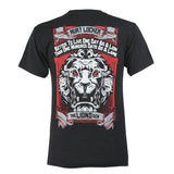 One Day as a Lion - Mens short sleeve RED