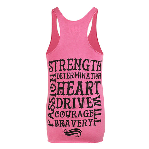 Women Are Strong - Pink Tank