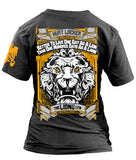 One Day as a Lion - Vneck