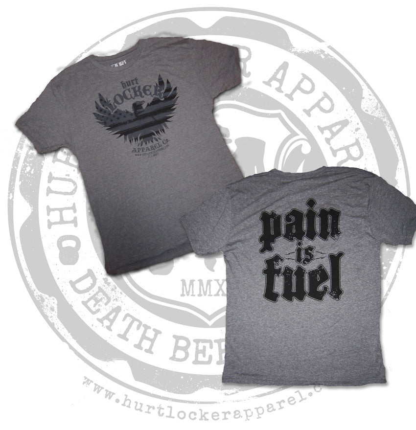 Pain is Fuel! - Men