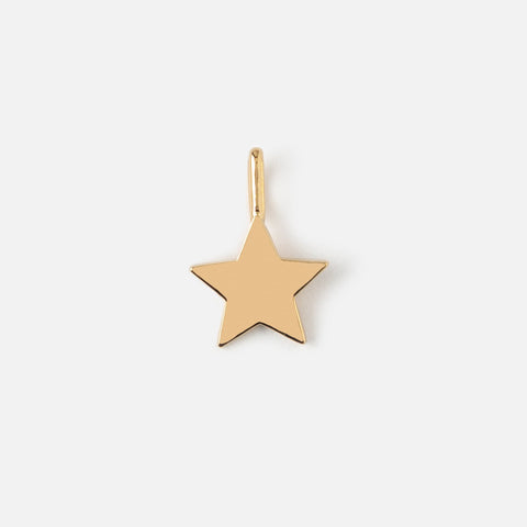 Gold Symbol Charms