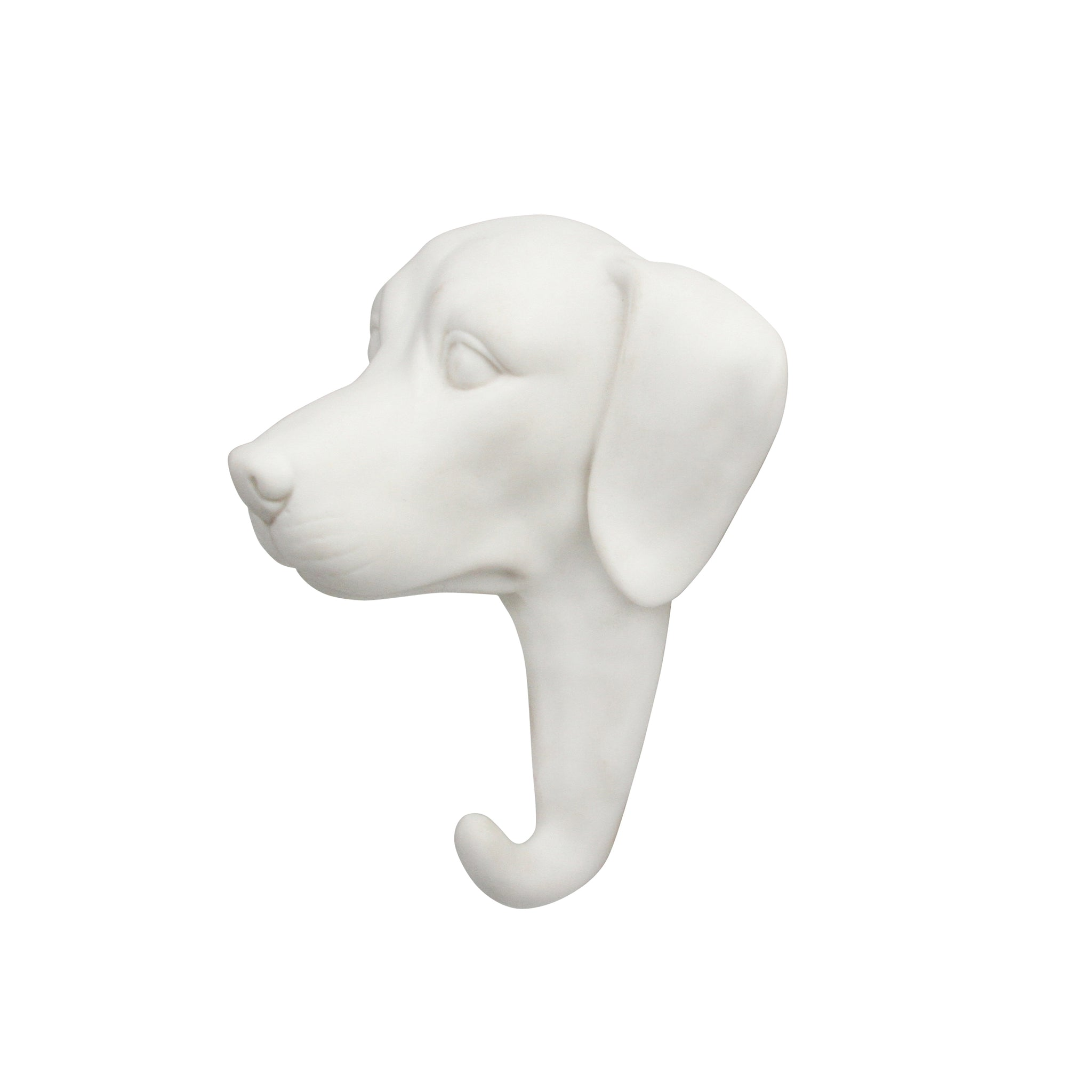 Porcelain Dog Hanger
