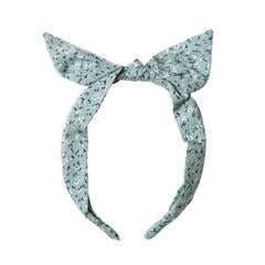 Ditsy Garden Tie Head Band