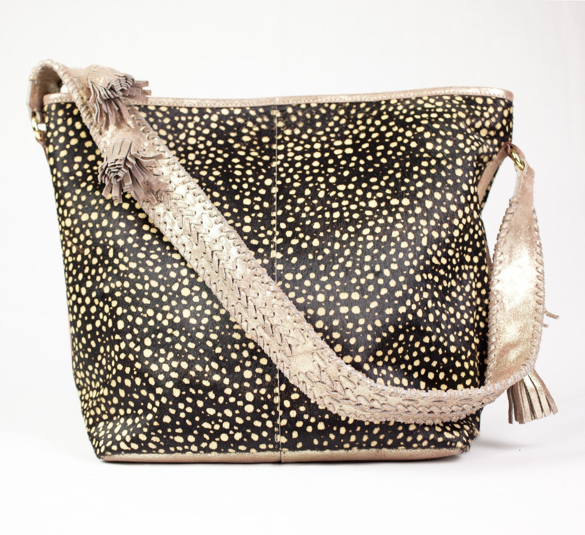 Marlene Shoulder Bag - Leopard