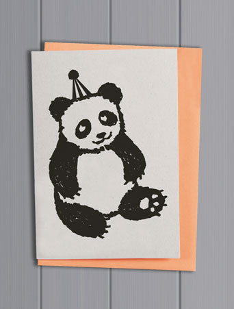 Panda Quirky Pet Card