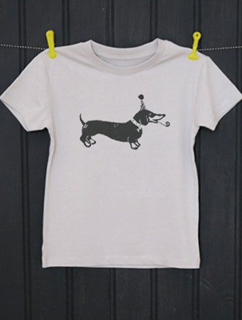 Dachshund Organic Cotton T-Shirt