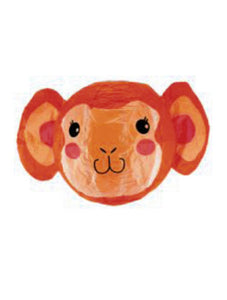Monkey Japanese Paper Balloon