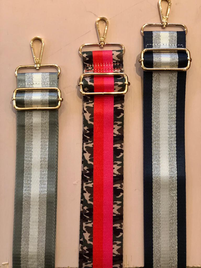 Stripe Bag Straps