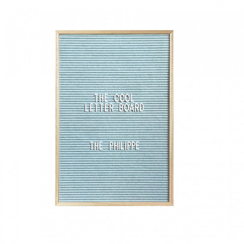 Philippe Letterboard - Mint