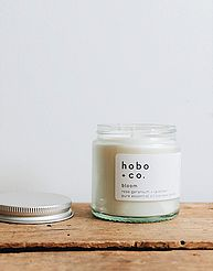 Hobo Bloom Essential Oils Candle
