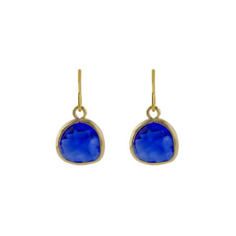 Blue Night Earrings